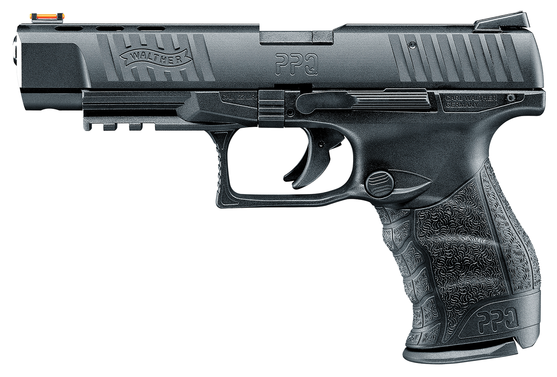Walther Arms 5100302 PPQ M2 Single 22 Long Rifle (LR) 5