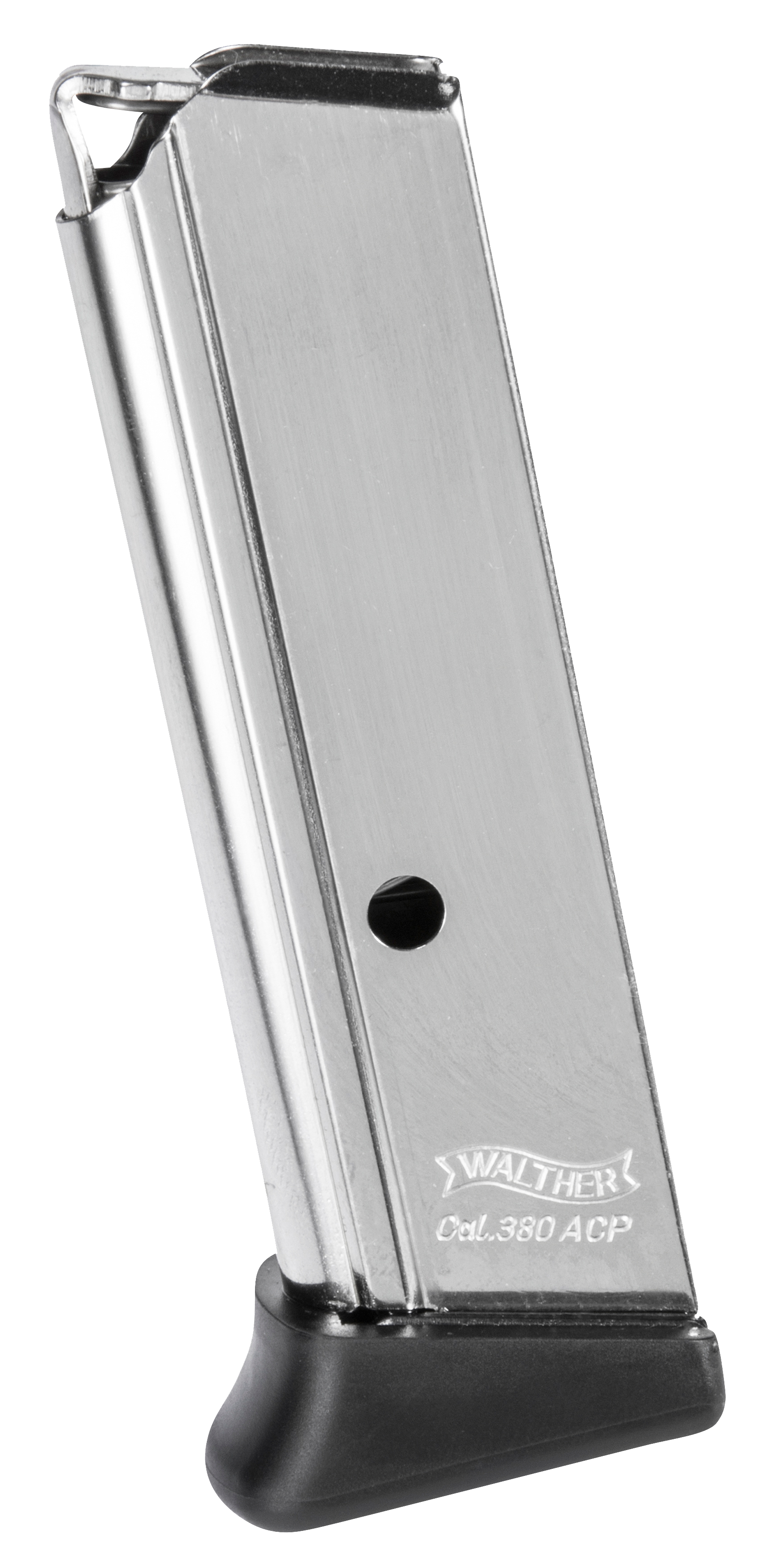 Walther Arms 2246012 PPK/S 380 ACP 7 rd Nickel Finish
