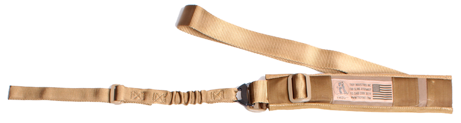 Troy Ind 1PS00FT00 Battle Sling Coyote Tan