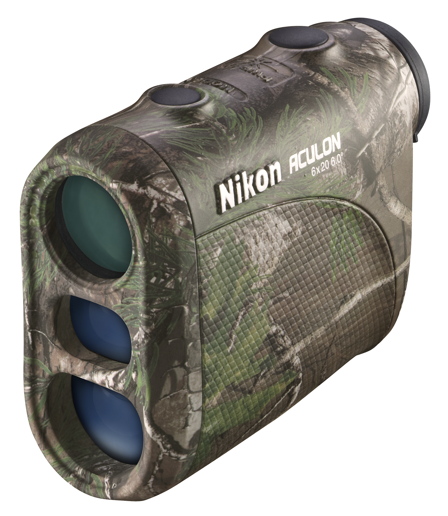 NIK 8398  LSR 550  Aculon Rangefinder 6x20mm 6 degrees FOV 18mm Green Camo