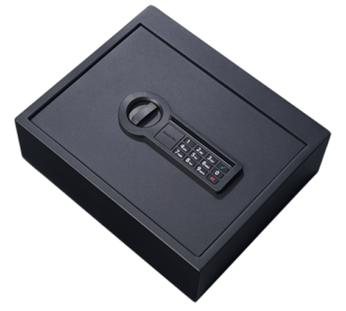 Stack-On PS1505 Drawer Safe Electronic 13.78 x 8.62 x 4.37 Black