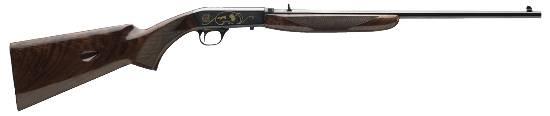 Browning 021017102 SA .22LR High Grade 100th Anniv 19.38