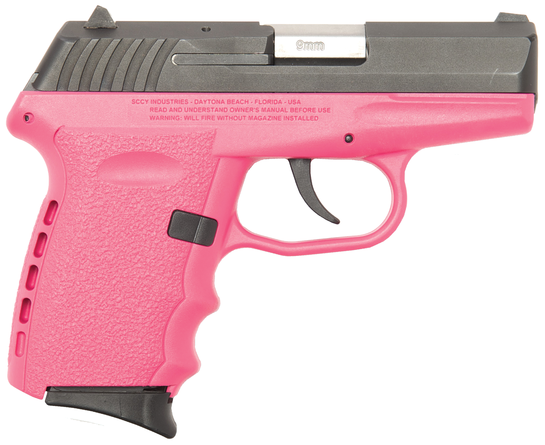 SCCY Industries CPX2CBPK CPX-2 Double 9mm 3.1