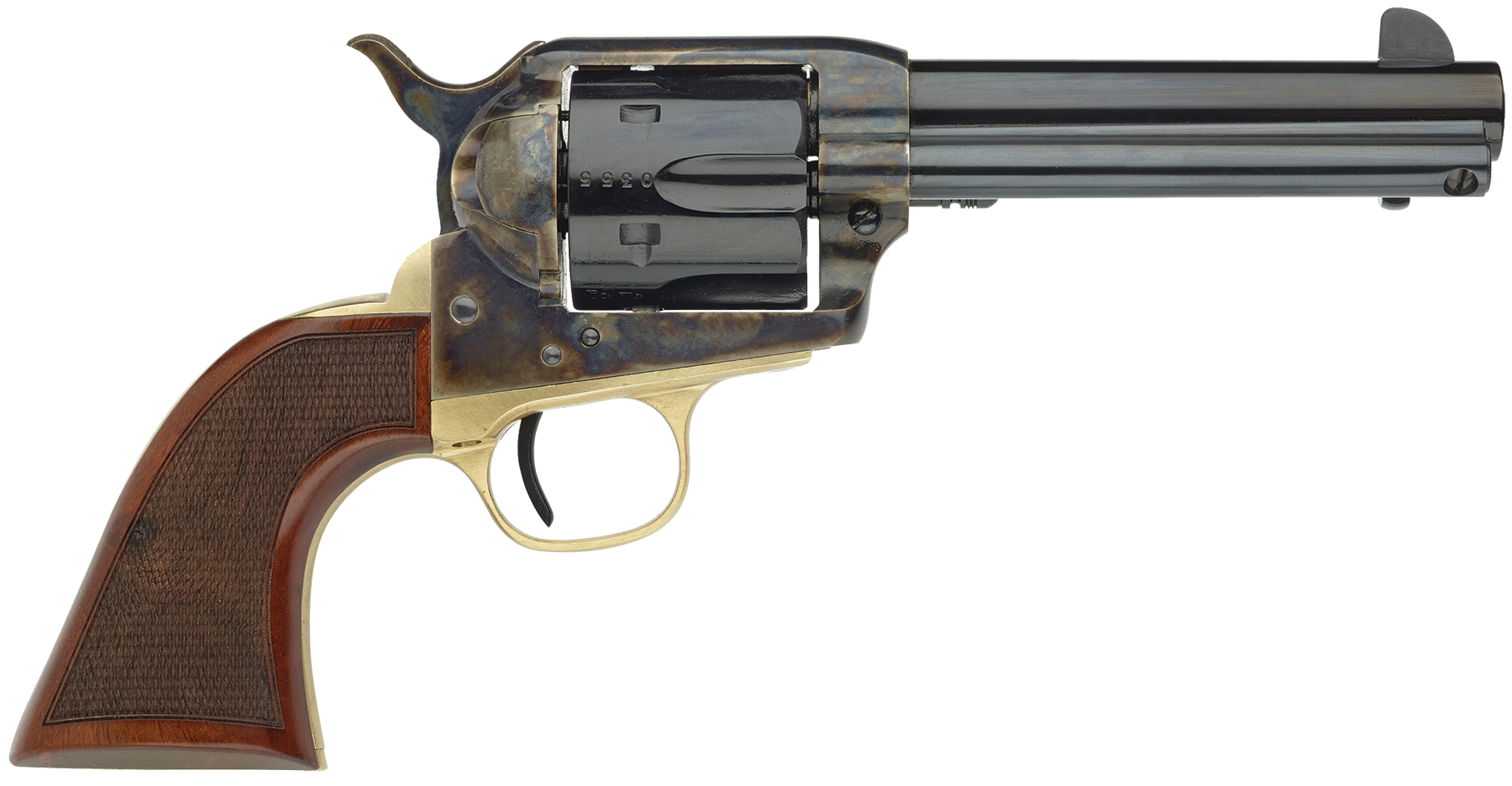 Taylors 555135 1873 Ranch Hand 45 Colt (LC) 4.75