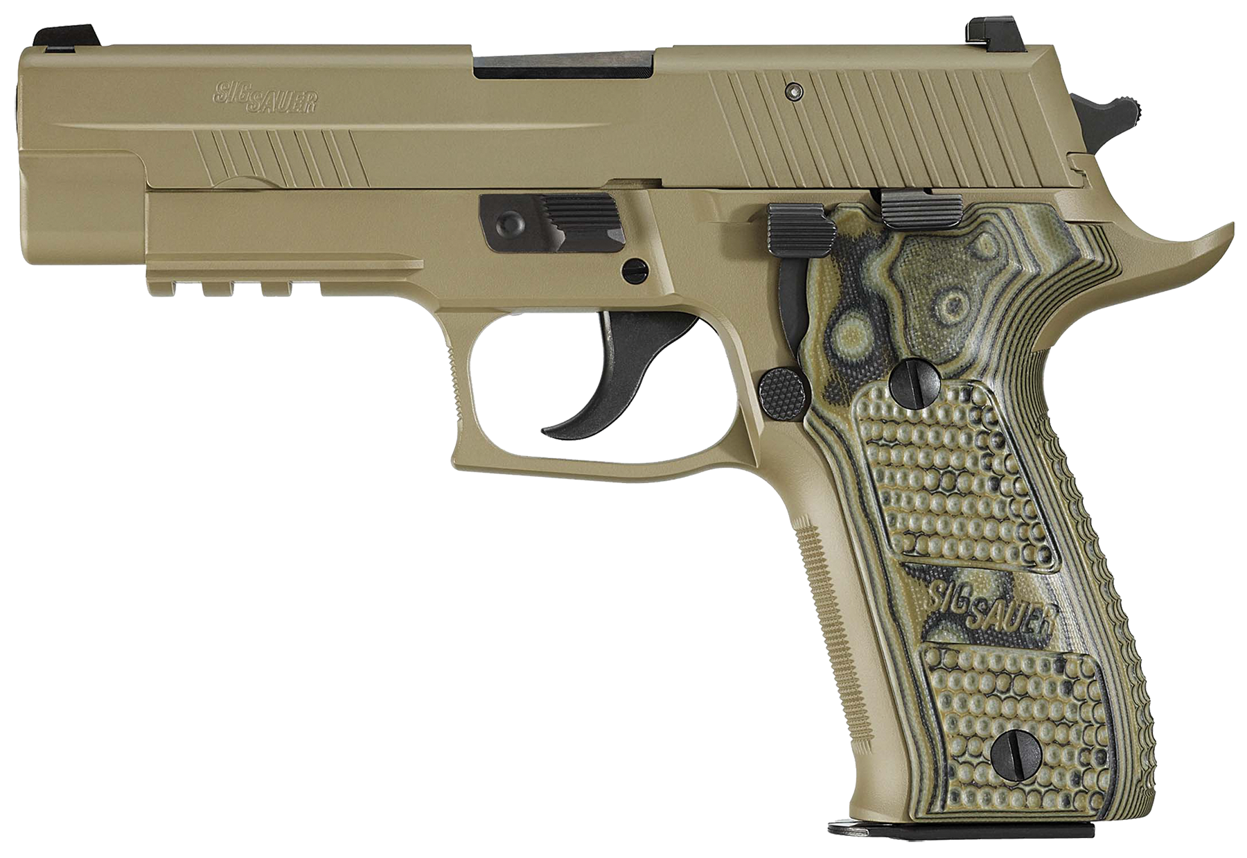Sig 226R9SCPNCA P226 Scorpion *CA Compliant* 9mm 7.7