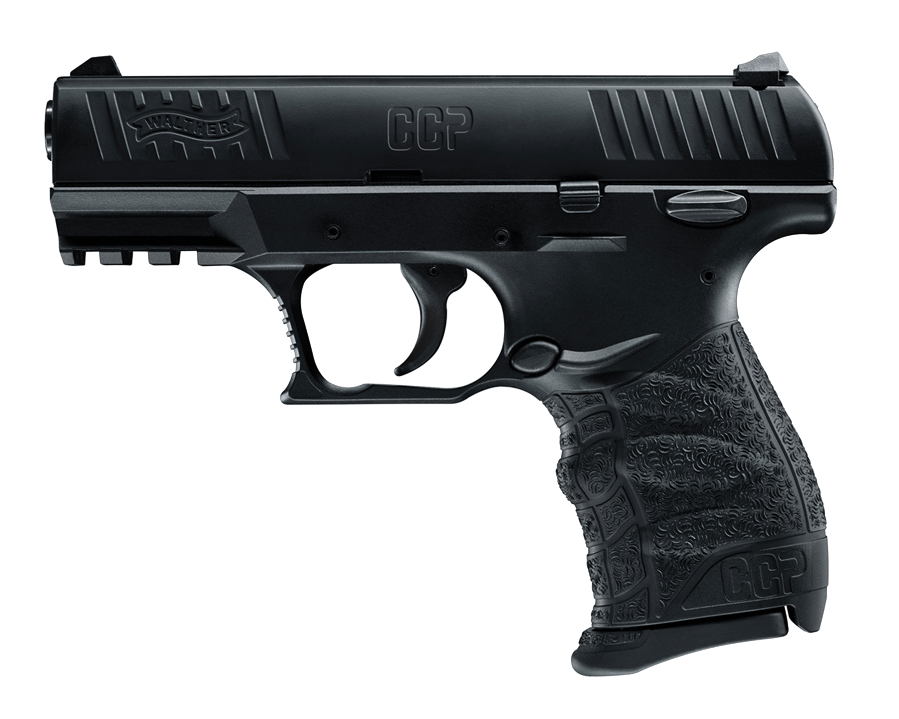 Walther Arms 5080300 CCP Single 9mm 3.5