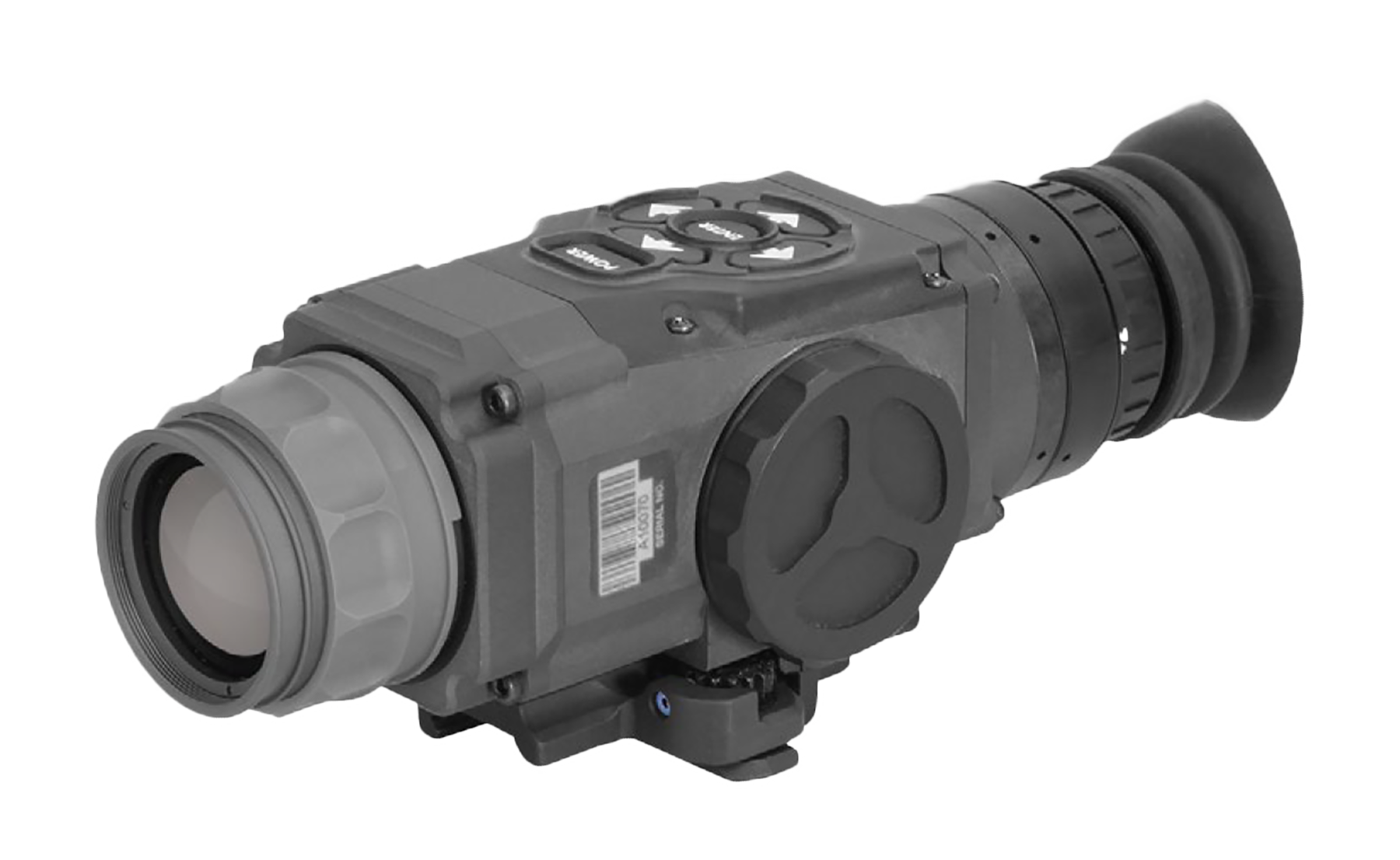 ATN  TIWSMT642B ThOR 640 Thermal Scope  Gen 1.5-12x 50mm 21 deg x 16 deg 30Hz