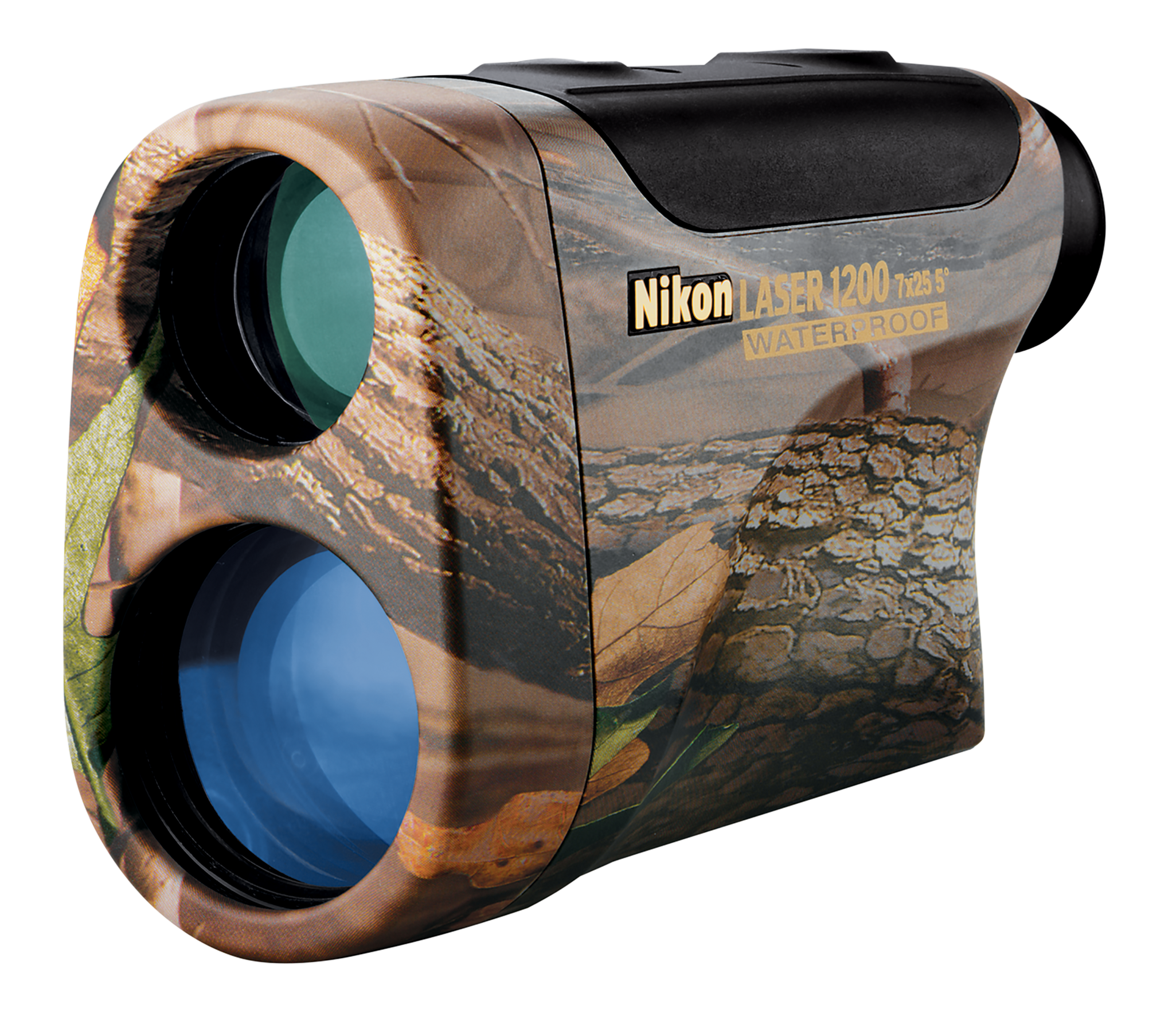 Nikon 8359 Monarch Gold 1200 7x25mm FOV 18.6mm Eye Relief Realtree Hardwoods Grn