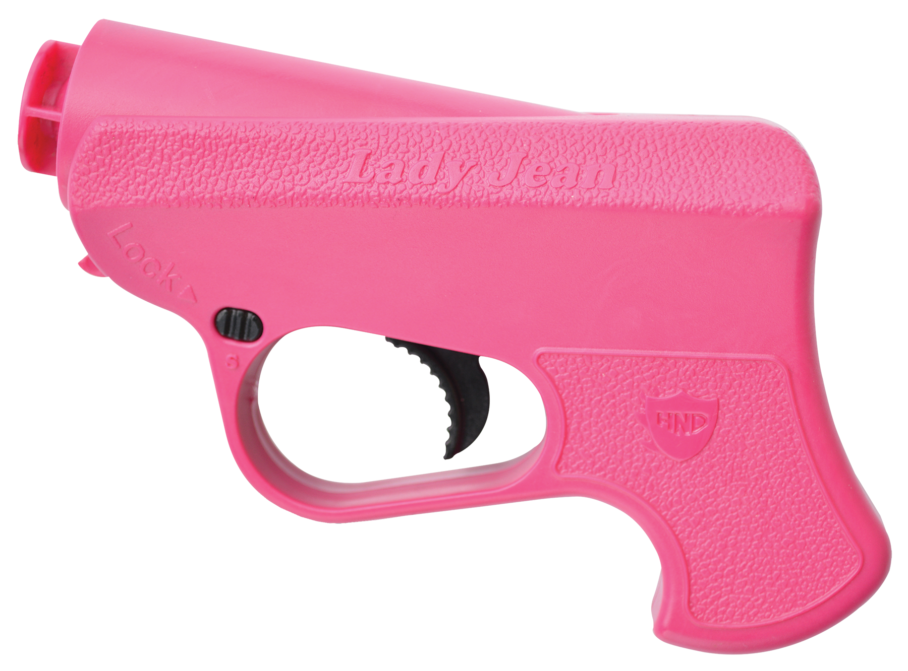Command Arms LJPSPI Lady Jean Pepper Gun Up to 8.5 Feet Pink