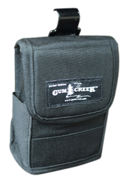 Gum Creek GCCCVMHSM Concealed Vehicle Holster Small Sub-Compact Black