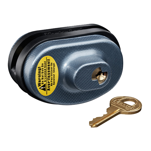 Master Lock 90KADSPT Gun Lock Keyed Alike (P104) Black/Blue