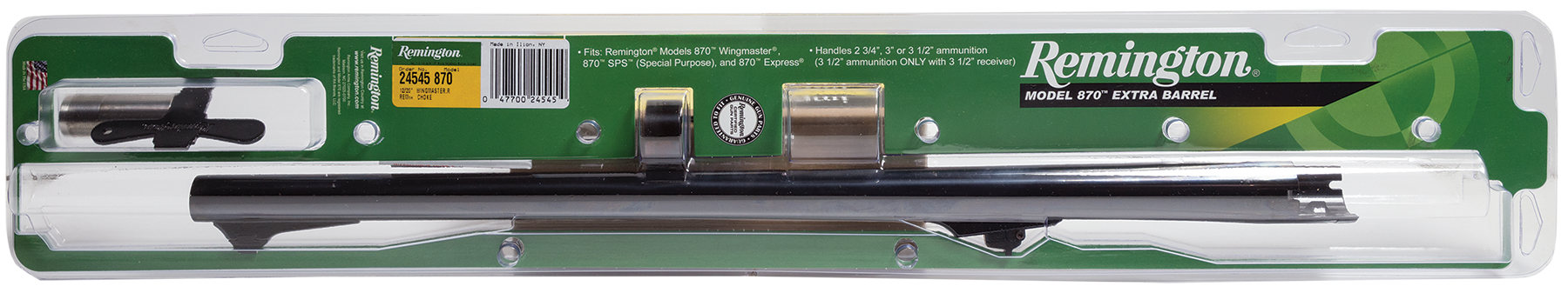 Remington 24545 870 12 Gauge 20
