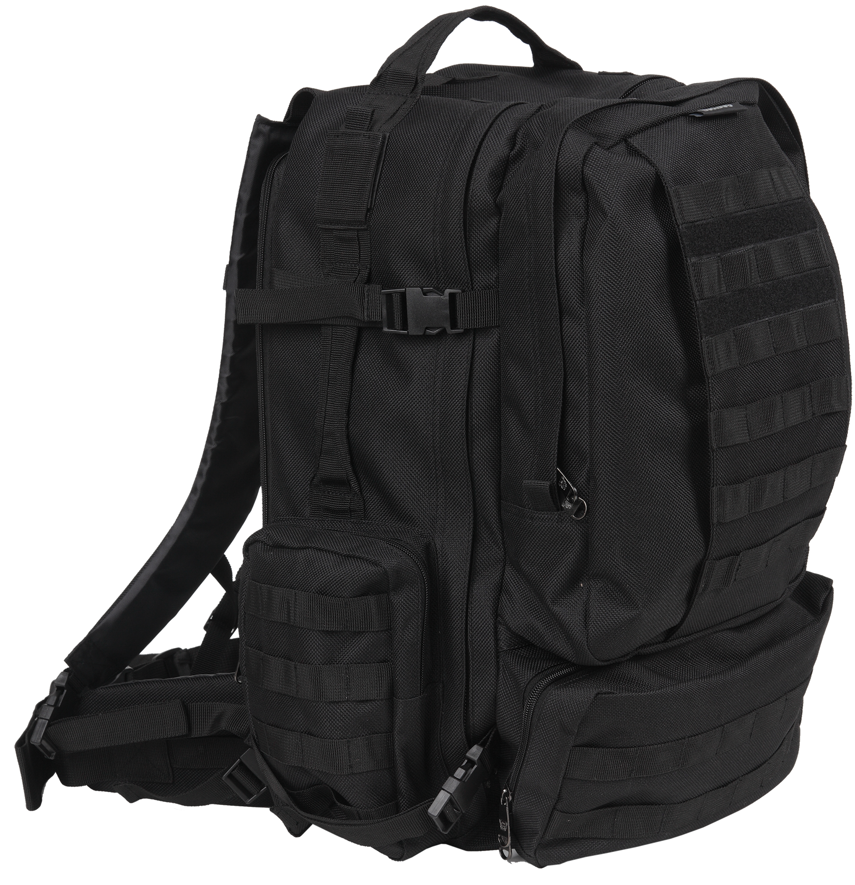 Bulldog BD412 Extreme Modular MOLLE Assault Backpack Tactical Nylon 20