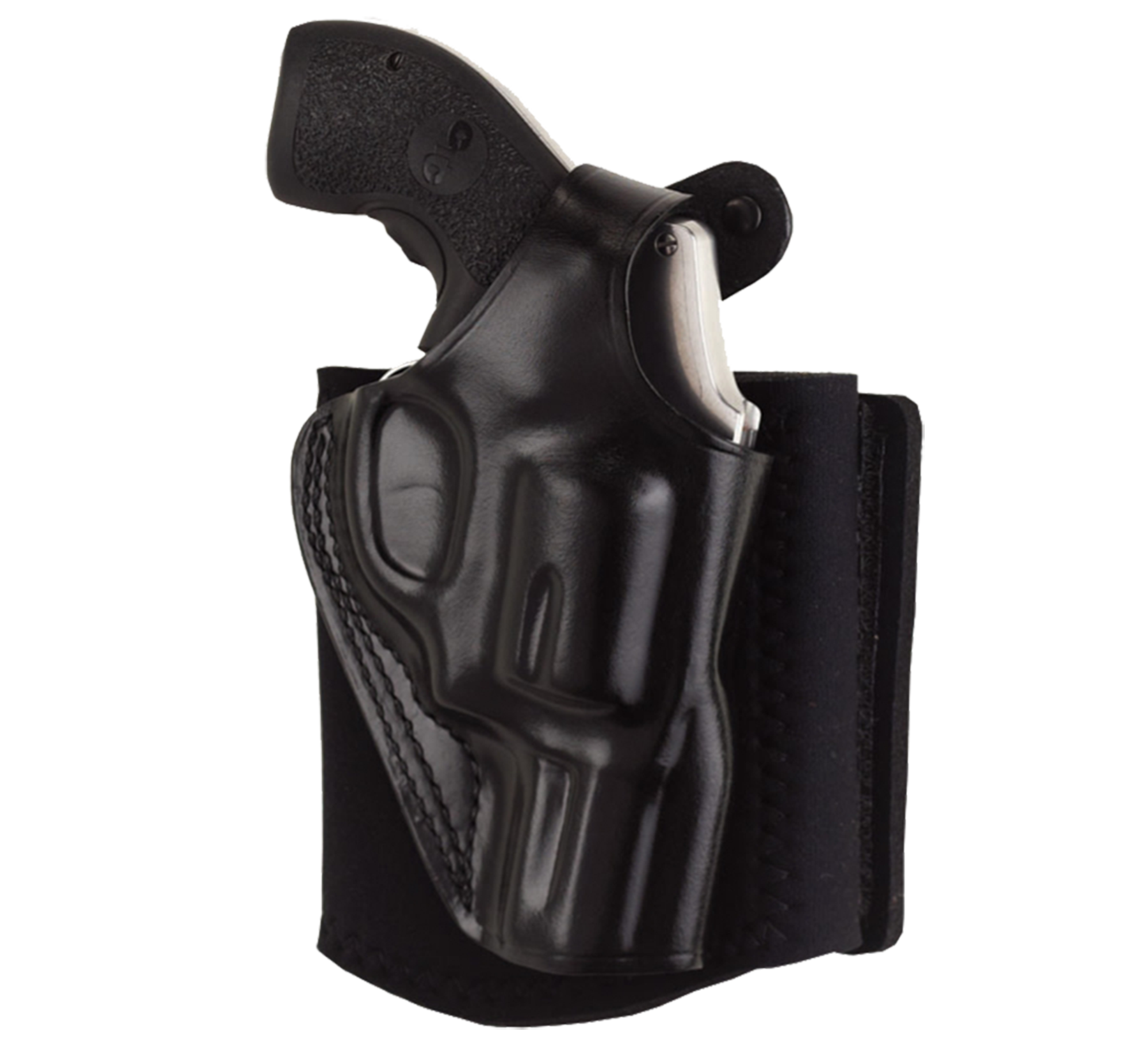 Galco AG600B Ankle Glove Holster Fits Ankles up to 13