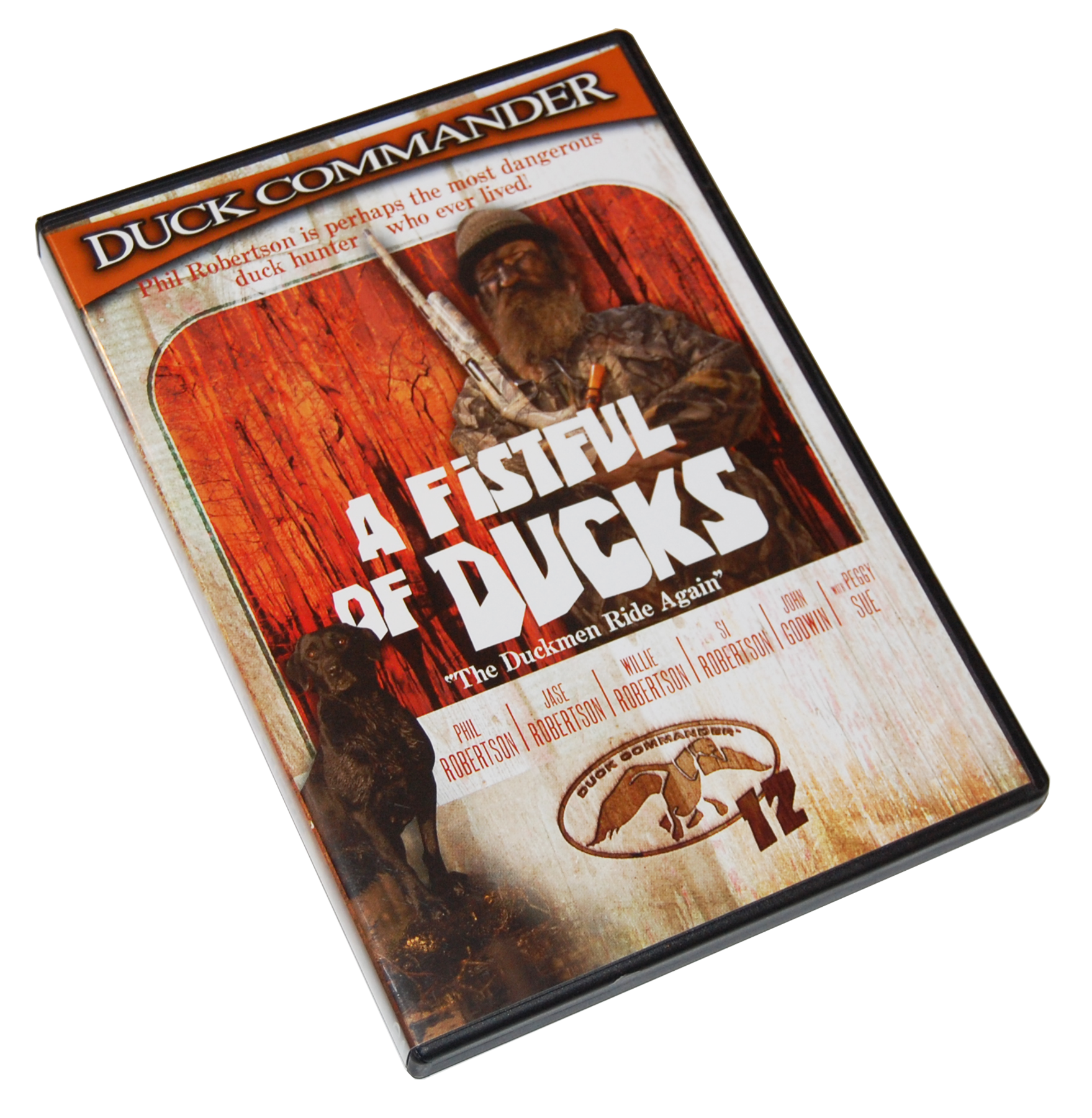 Duck Commander DD12 Duckmen 12 - A Fistful of Ducks DVD 61 Minutes 2008