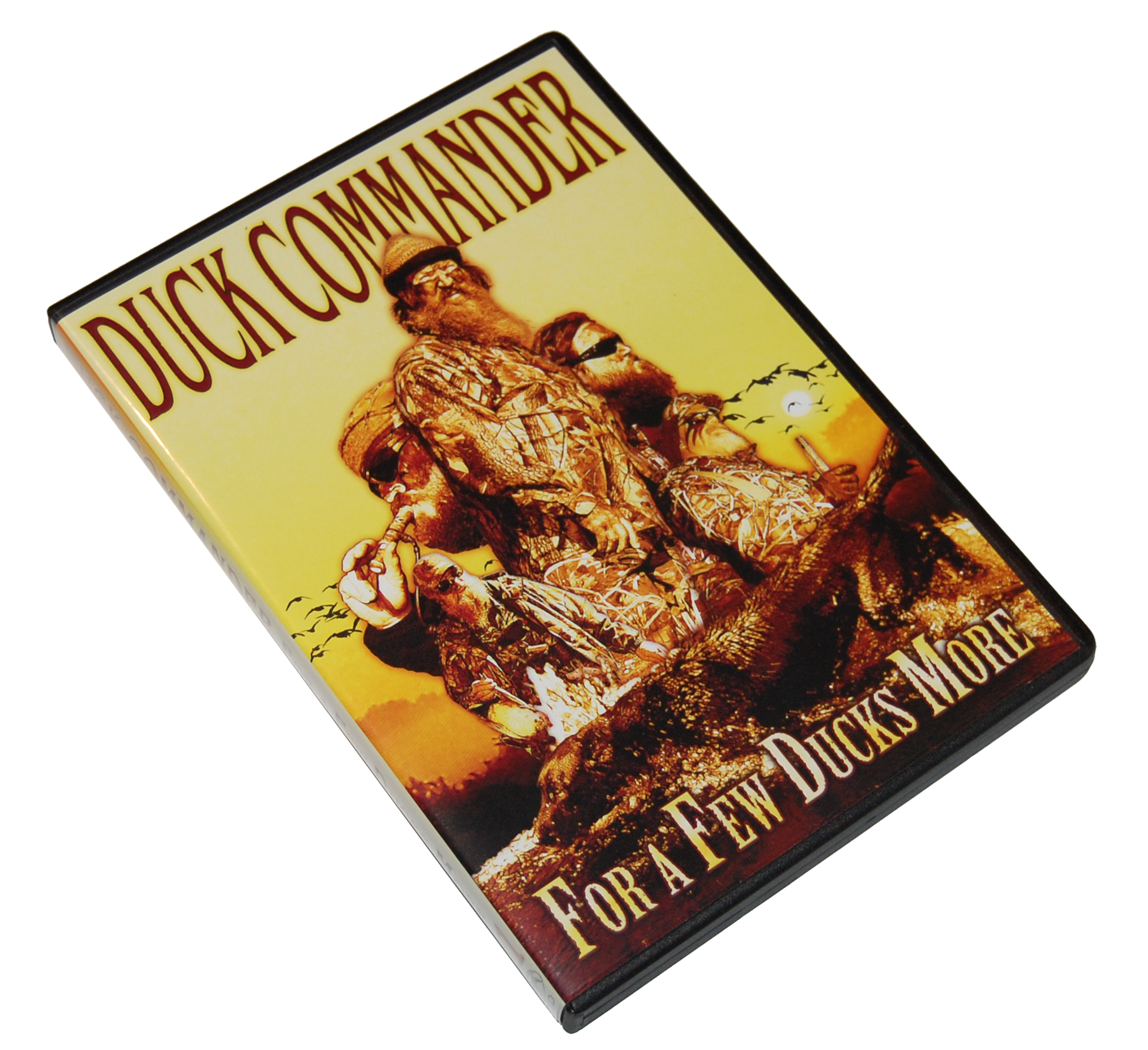 Duck Commander DD11 For A Few Ducks More - Duckmen 11 DVD 80 Minutes 2007