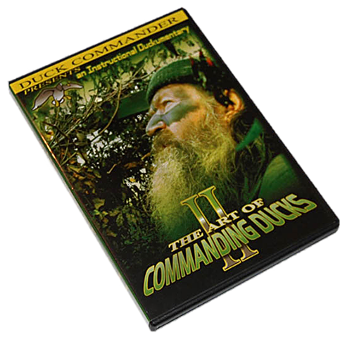 Duck Commander DDART2 Art of Commanding Ducks II DVD 57 Minutes 2005