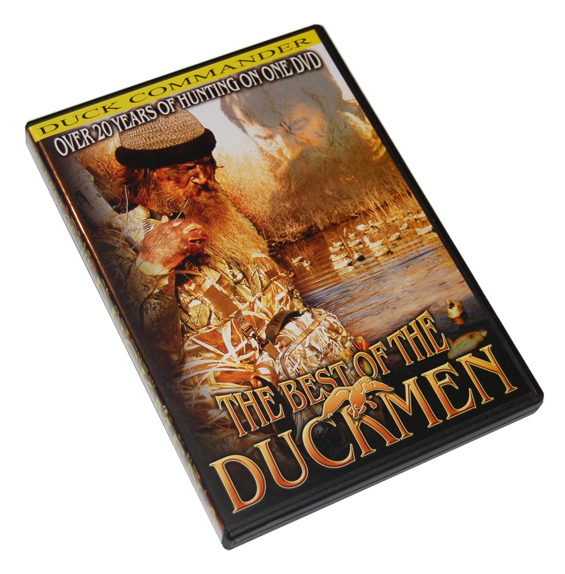 Duck Commander DDB0 Best of the Duckmen DVD 66 Minutes 1992