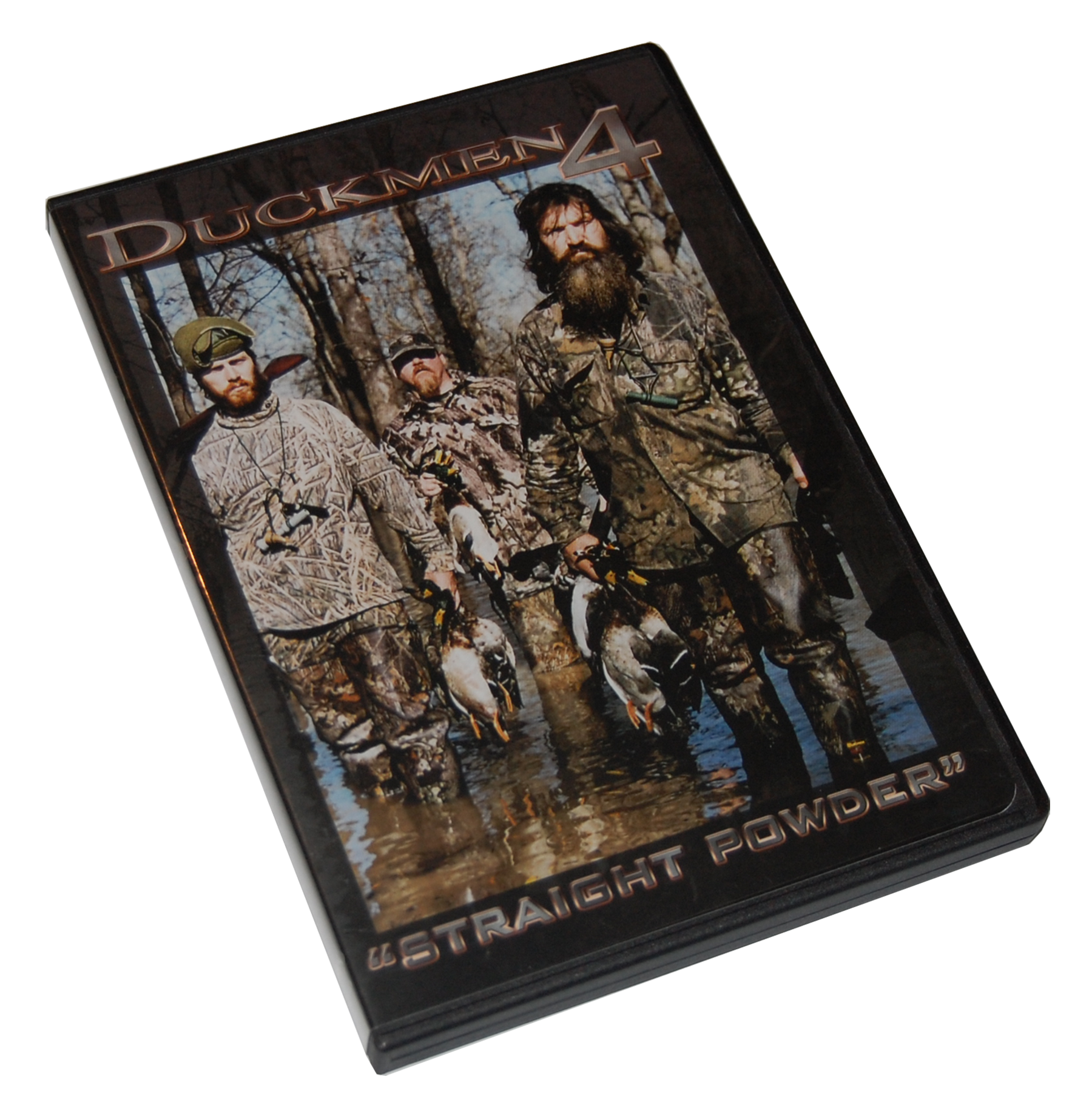 Duck Commander DD4 Duckmen 4 - Straight Powder DVD 112 Minutes 1997