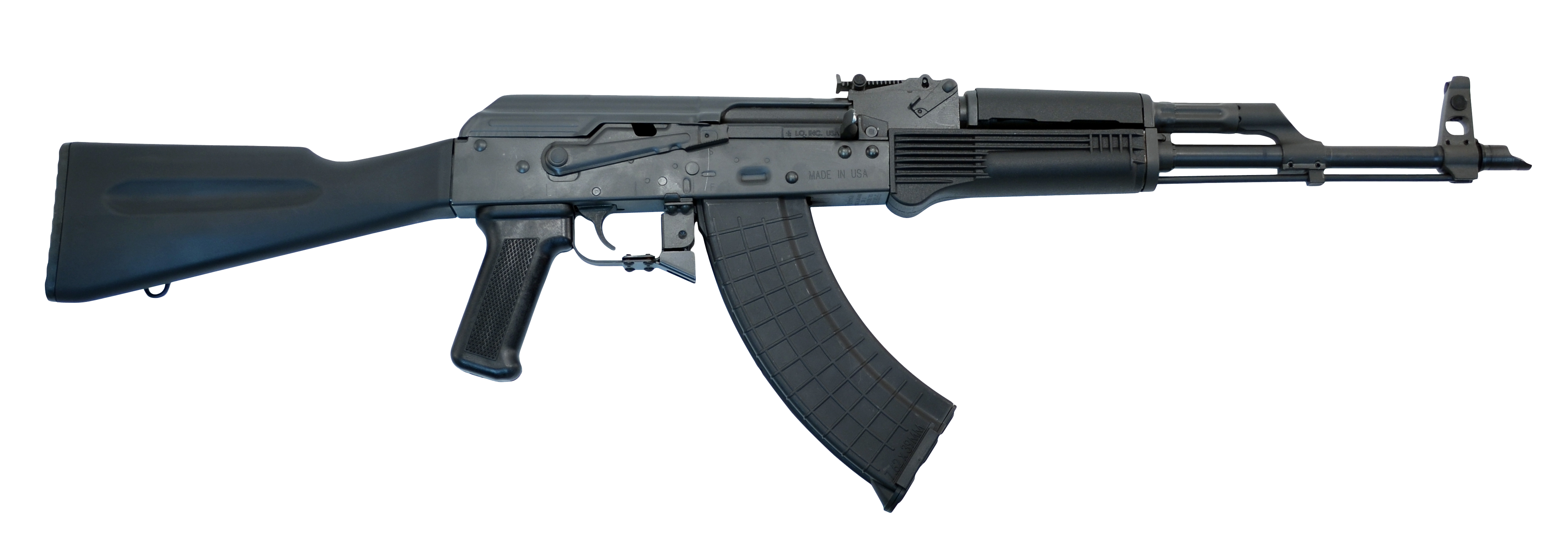 I.O. IODM AKM247 *CA Compliant* Semi-Automatic 7.62x39mm 16.25