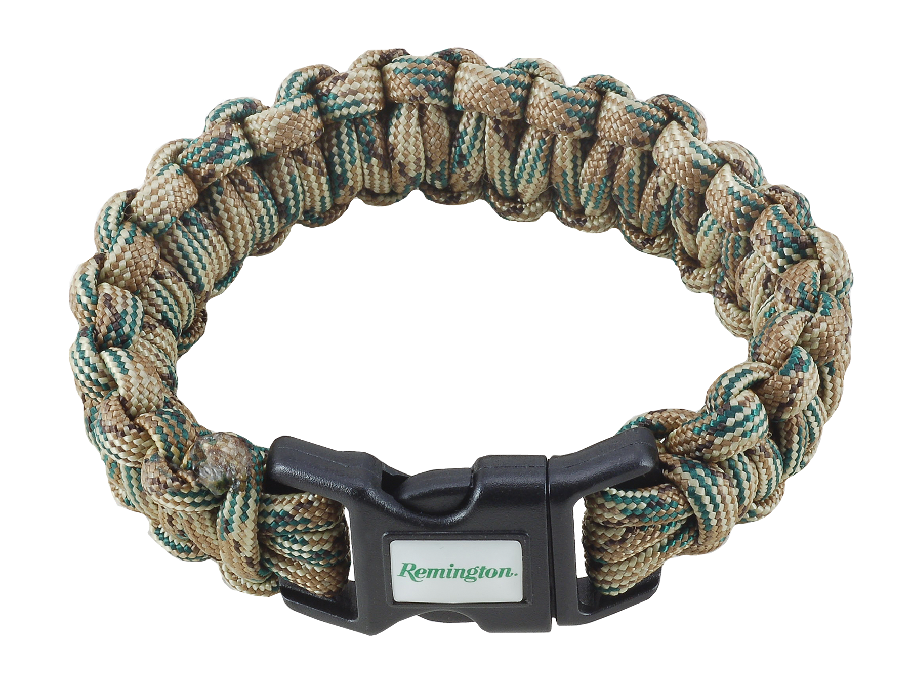 REM 17386 HERO CORD BRACELET 8IN   TAN