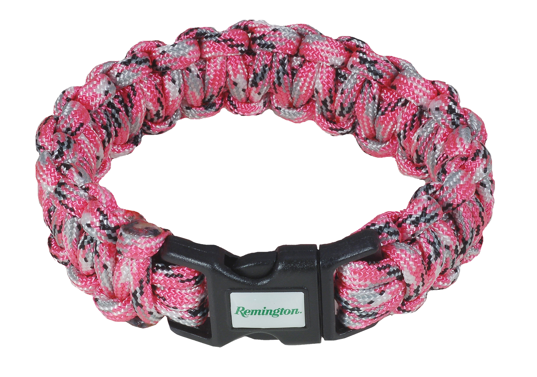 REM 17389 HERO CORD BRACELET 8IN  PINK