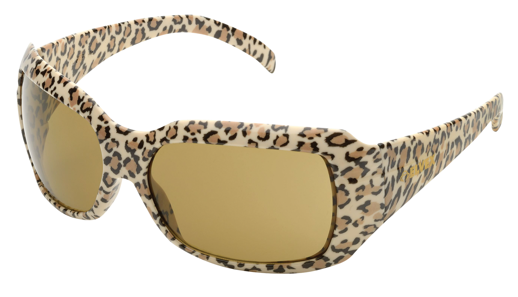 Elvex Corp SG42BRLEO Chica Shooting/Sporting Glasses Leopard
