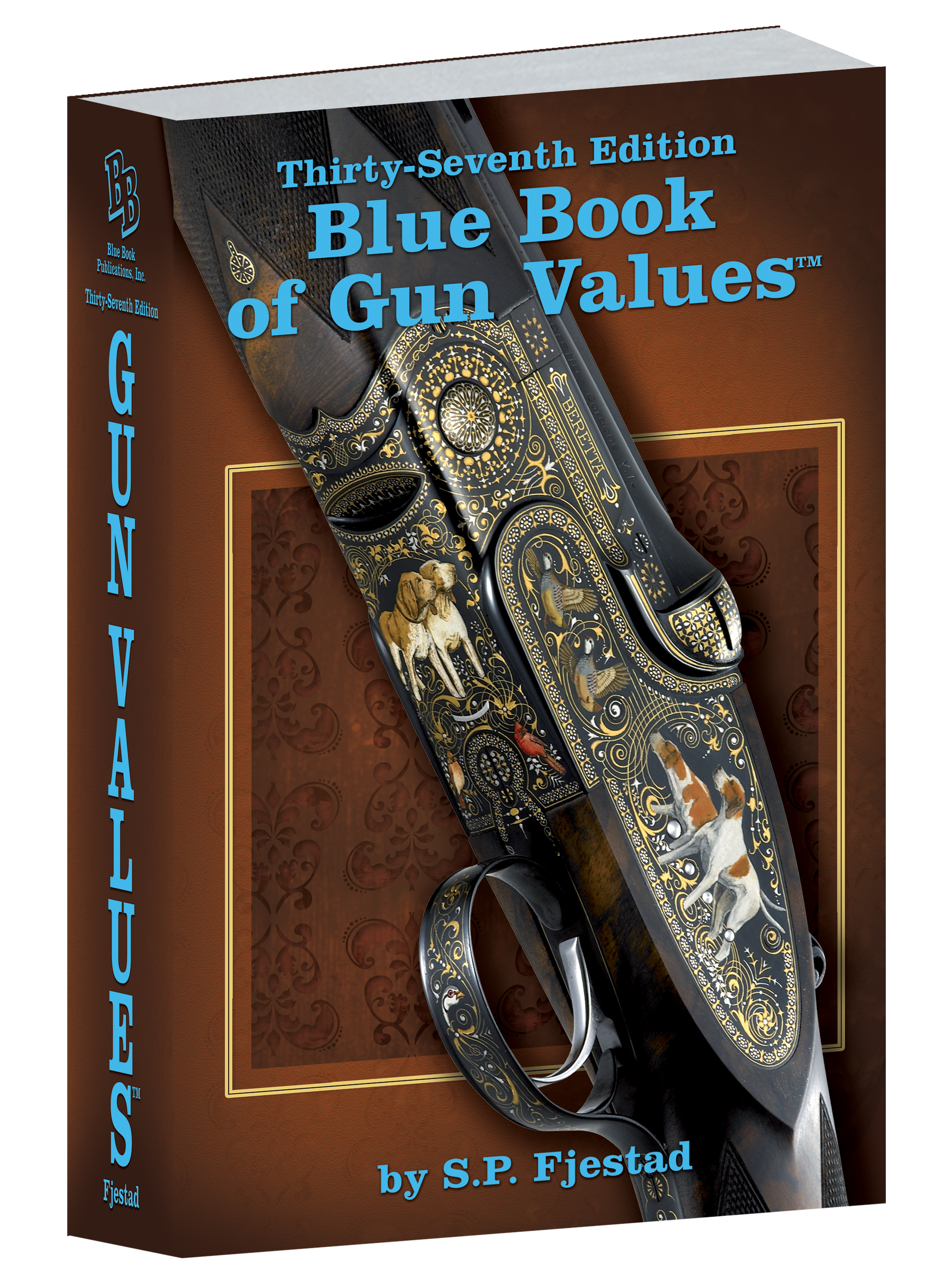Blue Book 37 Gun Value Book 37th Edition