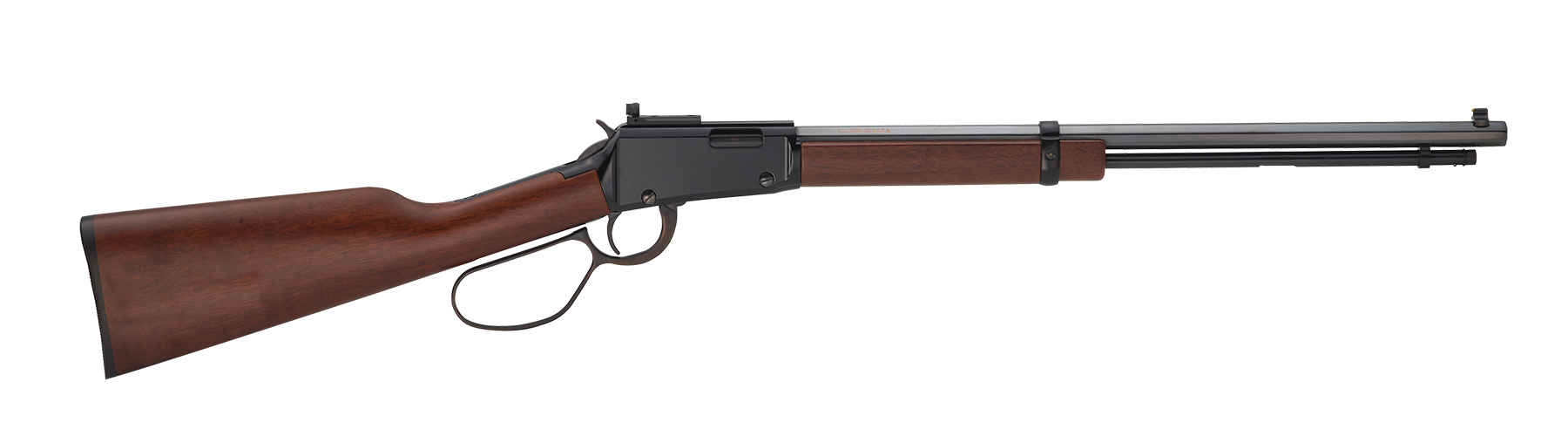 Henry H001TLP Small Game Carbine Lever Action 22 Long Rifle Lever 22 Short/Long/Long Rifle 16.25