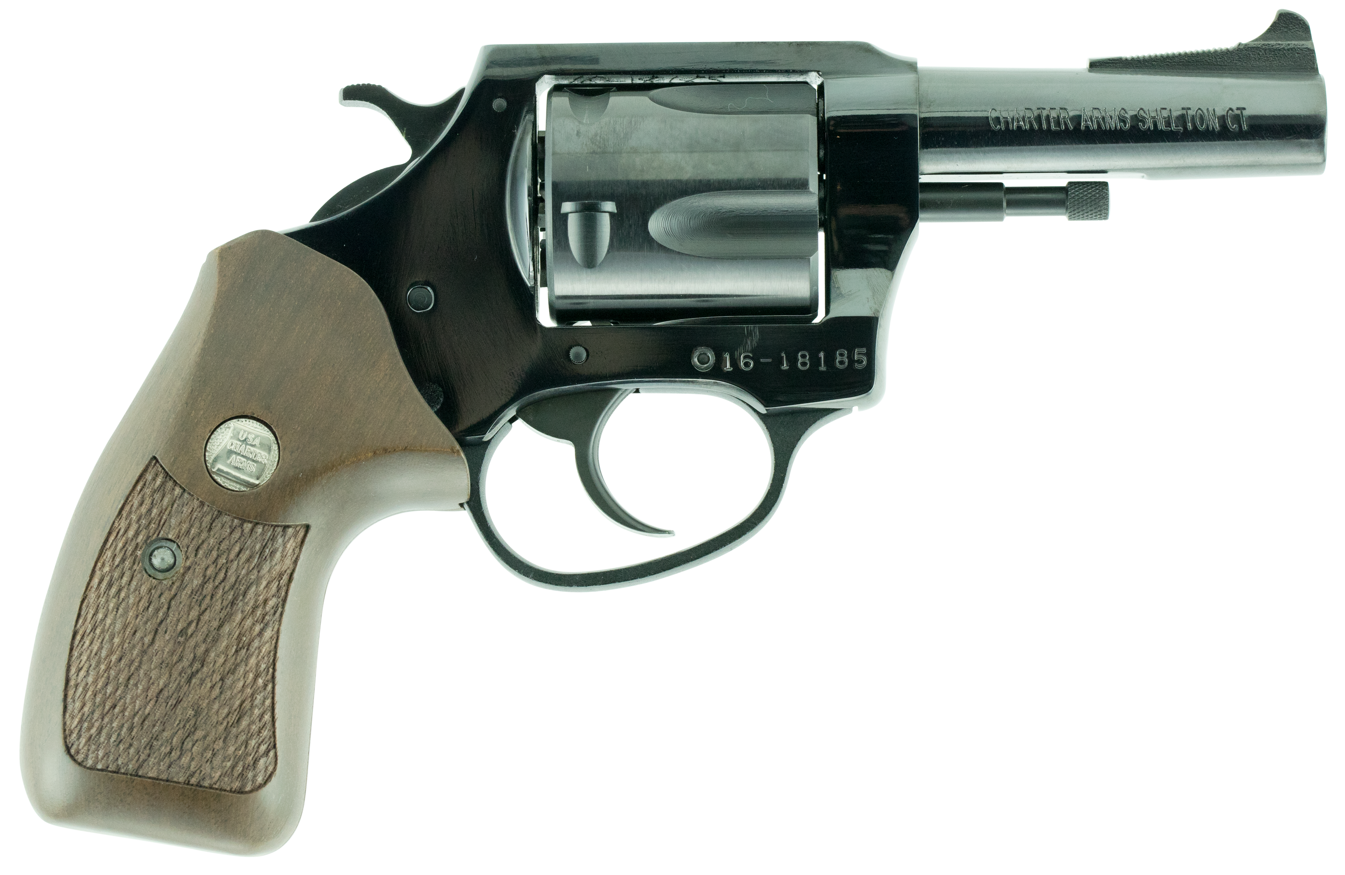 Charter Arms 34461 Bulldog Special Classic Single 44 Special 3