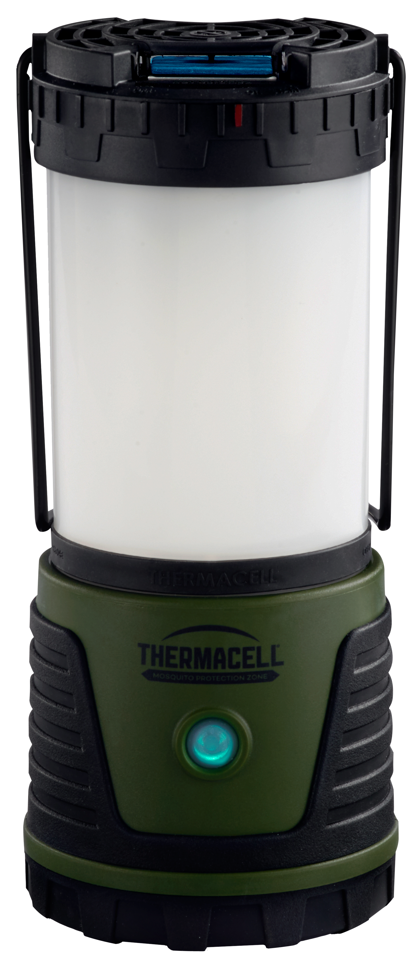 Thermacell MRCL Repellent Camp Lantern 300 Lumens Shields 15x15'''' Are