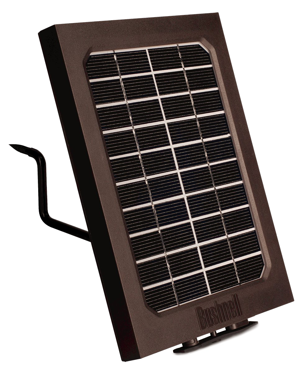 Bushnell 119656C Trophy Cam Solar Panel