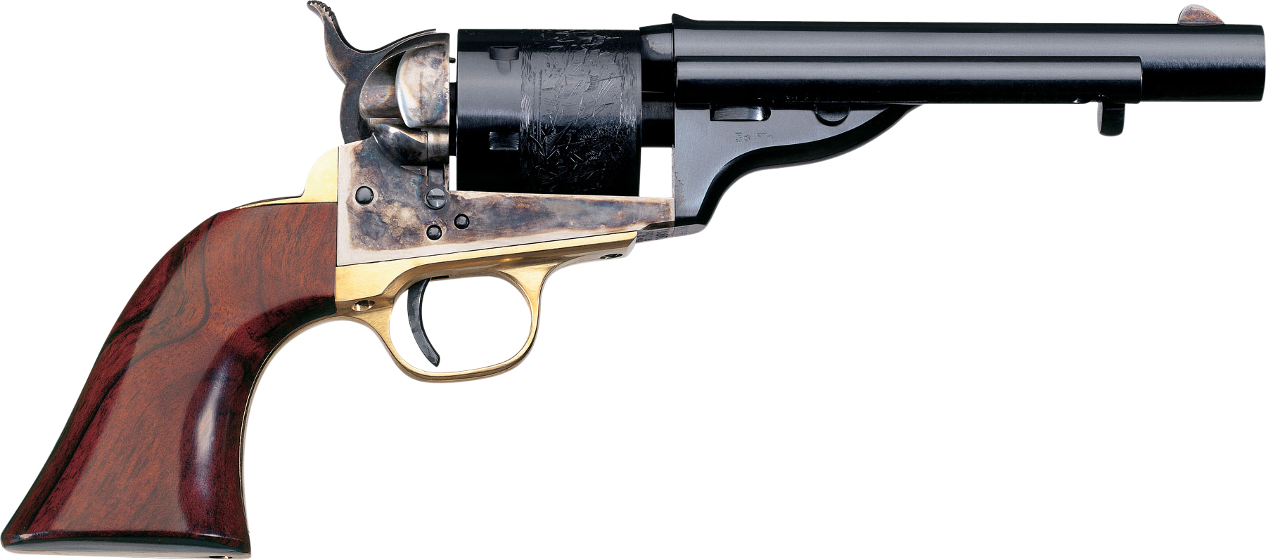 Taylors and Company 0917 1872 Open-Top Single 45 Colt (LC) 5.5