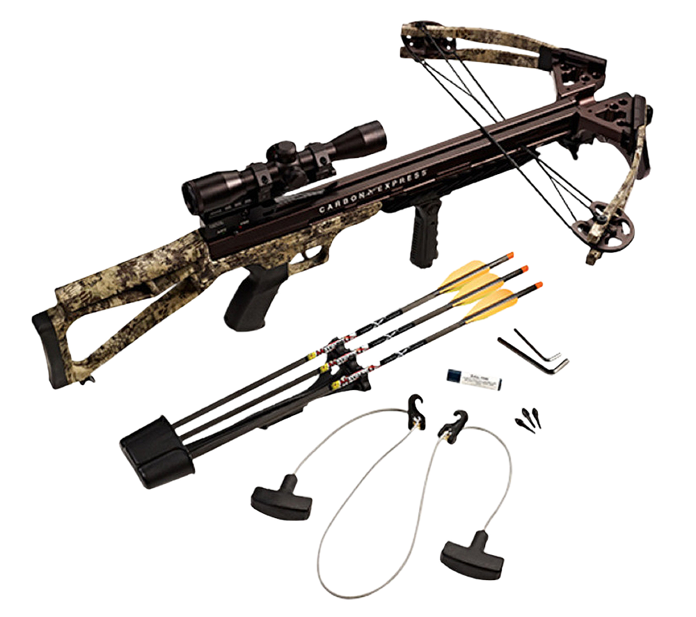 Carbon Express 20254 Covert Crossbow Package Camo