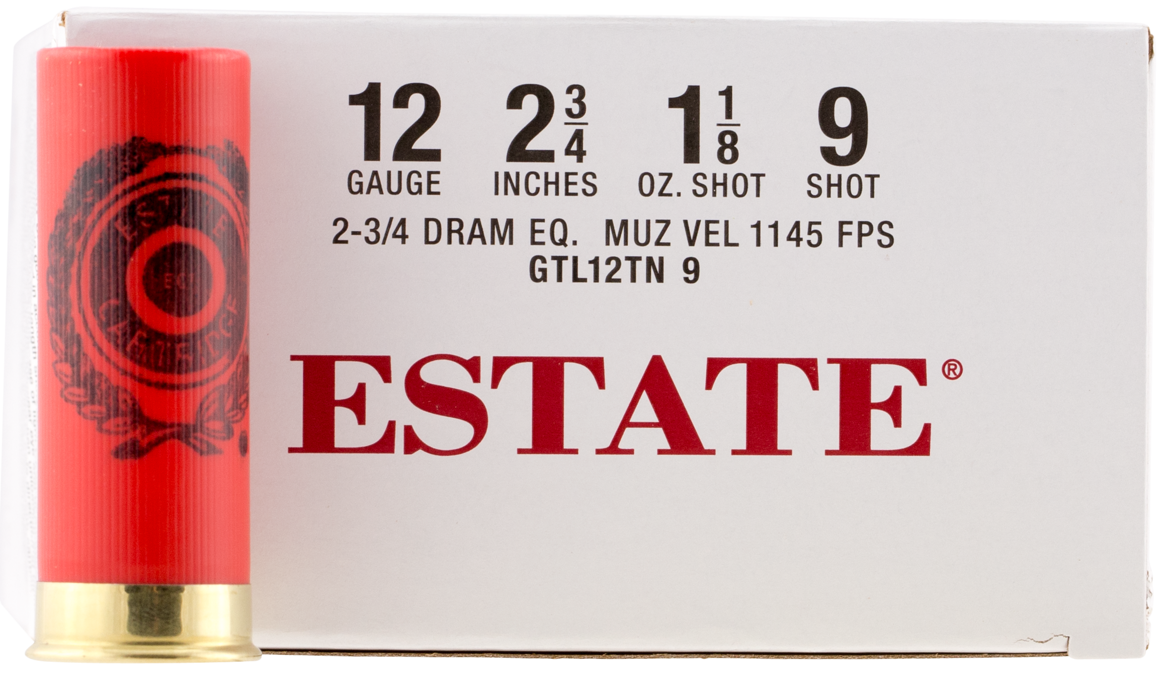 Estate GTL12TN9 Dove and Target 12ga 2.75