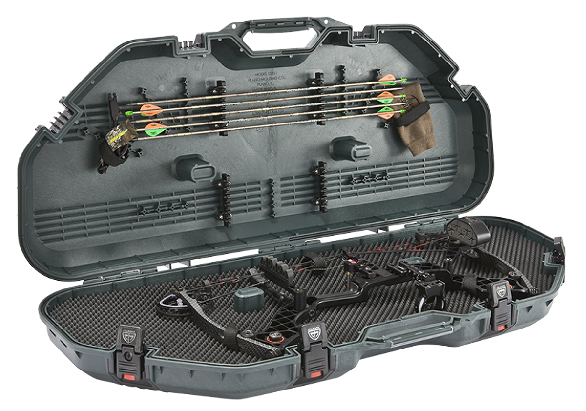 Plano 108120 Bow Case Polymer Rugged