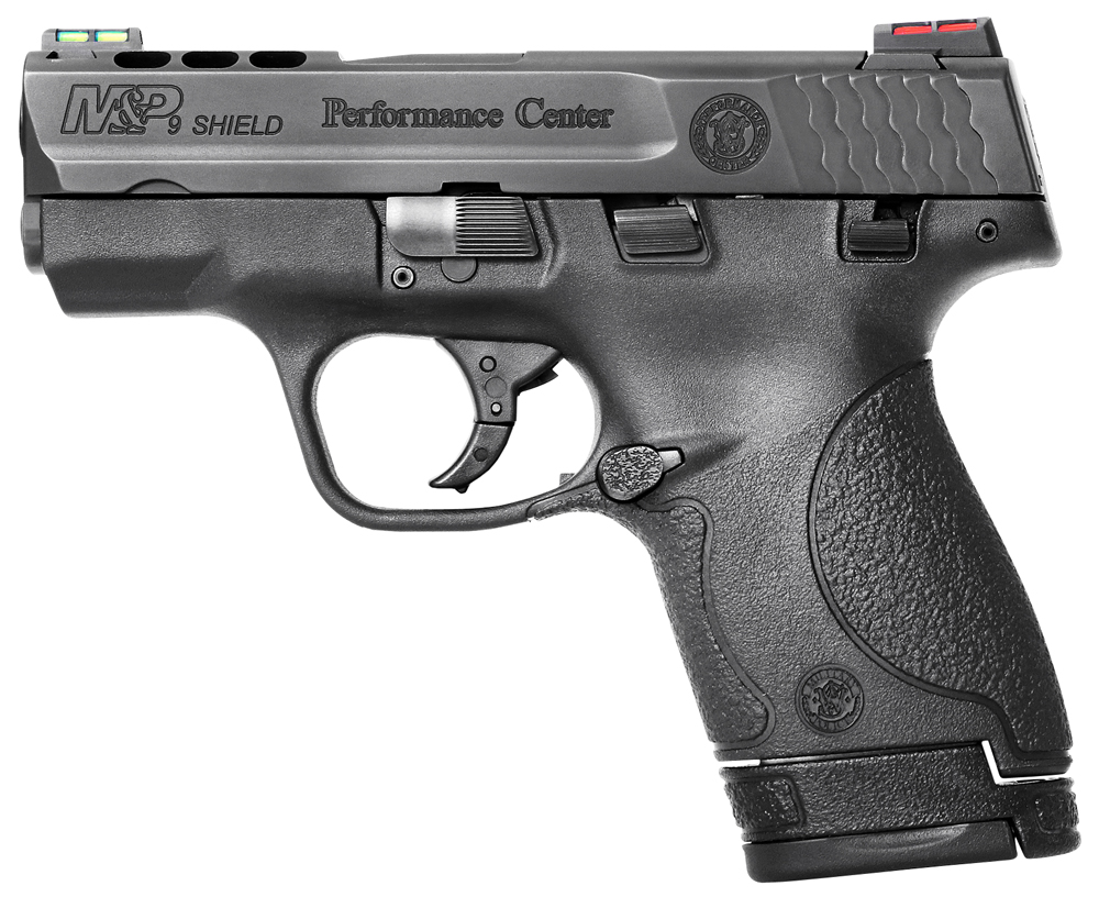 S&W M&P SHIELD 9MM PERFORMANCE CENTER 10108