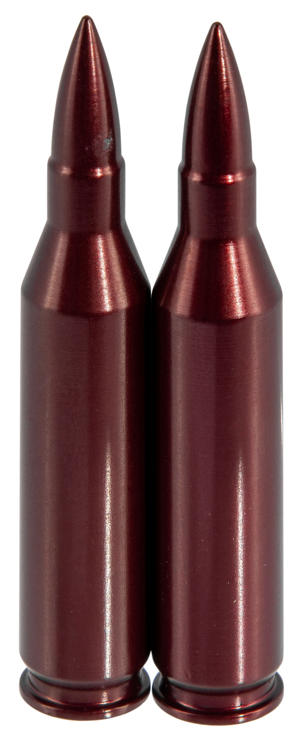 A-Zoom 12223 Snap Caps Rifle 243 Winchester Aluminum 2 Pack