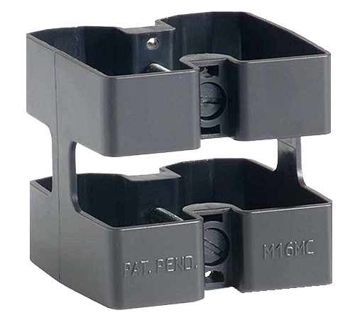 Command Arms MC16 MC16/AR15 Magazine Coupler Polymer Black