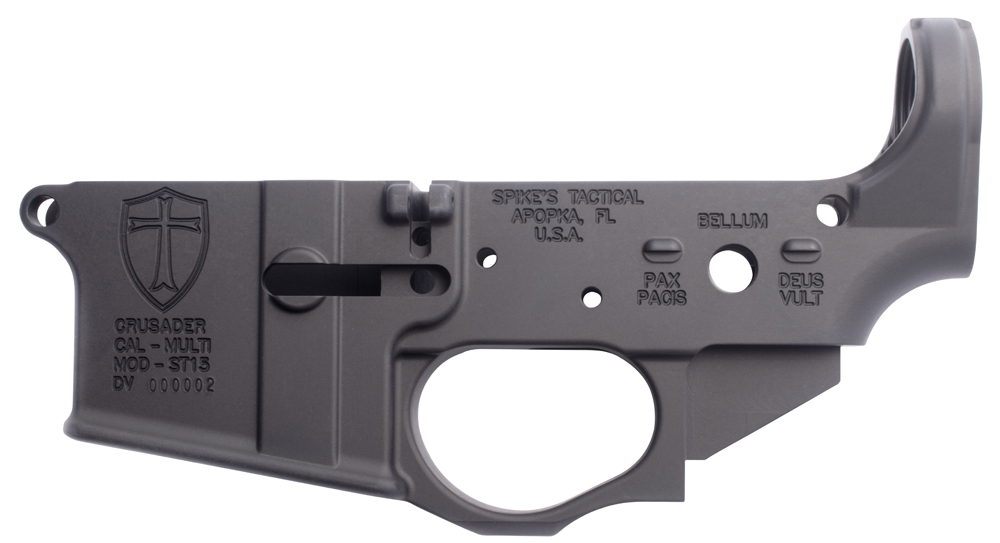 SPIKE STLS022  LOWER REC STRP CRUSADER