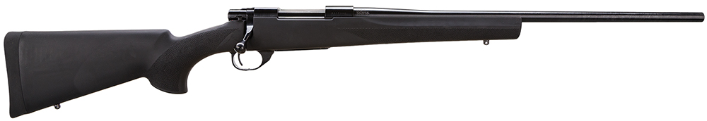 Howa 7MM Lightning w/3-9x42 Scope/Blue Barrel & Black Synthetic Stock