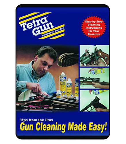 Tetra 1500B1 DVD Gun Care DVD