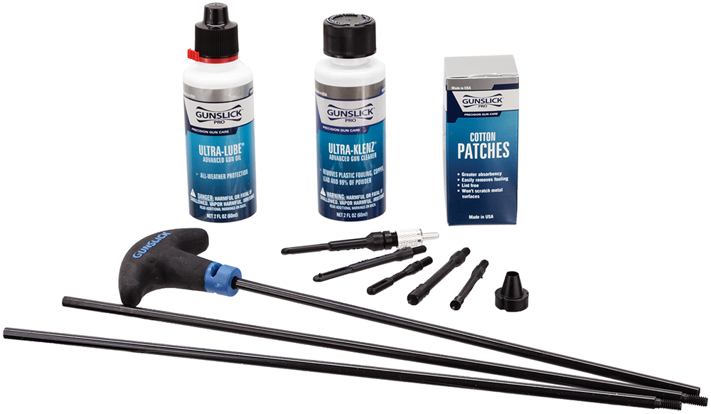 Outers 62010 Ultra Cleaning Kit 243/6.5mm Cal