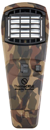 Thermacell MRF 1200 Woodlands Camo Repellent Dispenser w Unscented Mats/Butane