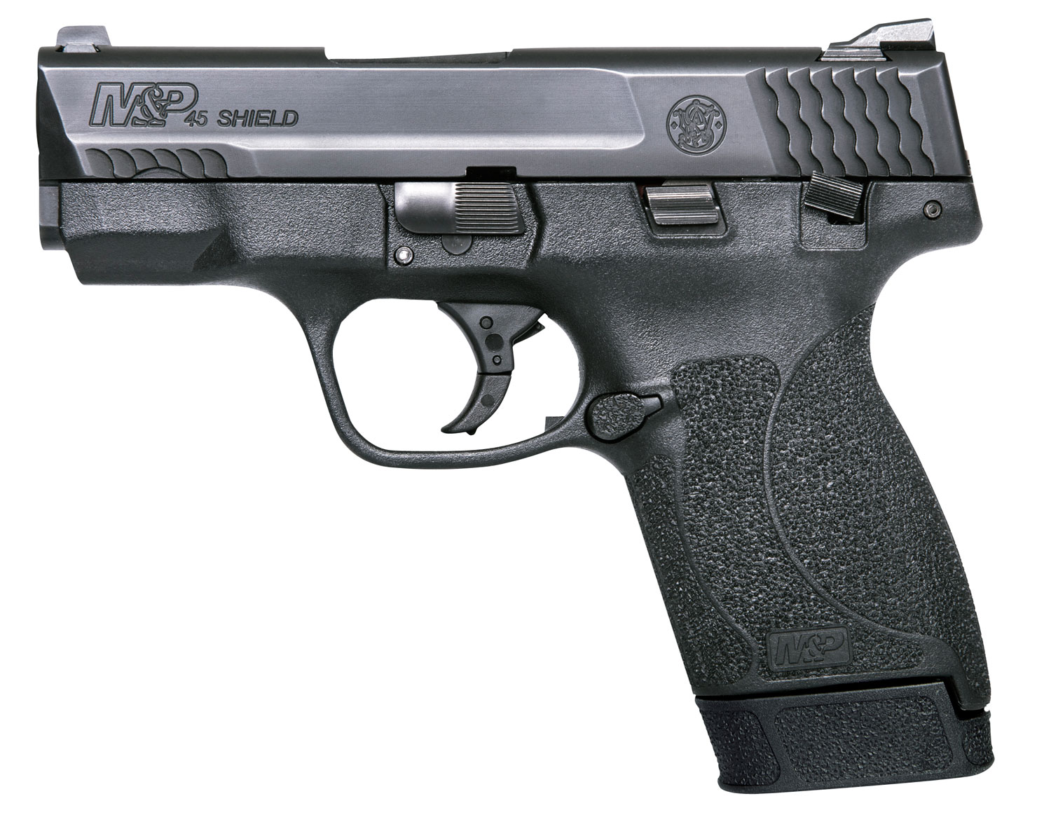 "S&W M&P SHIELD 45 ACP 3.3 "" 7 RND WITH THUMB SAFETY 180022"