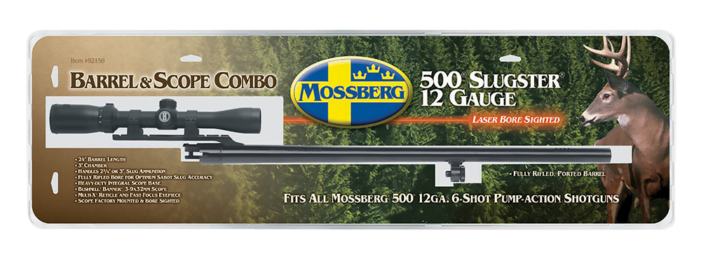 Mossberg 92156 500 Barrel 12 Gauge 24