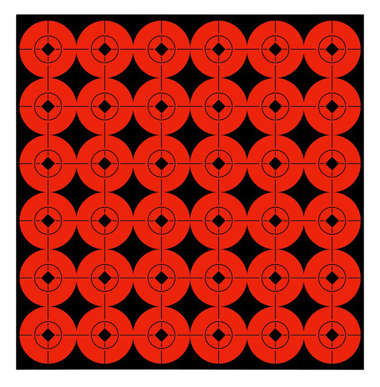 Birchwood Casey 33903 Target Spots Self-Sticking 30 Pack