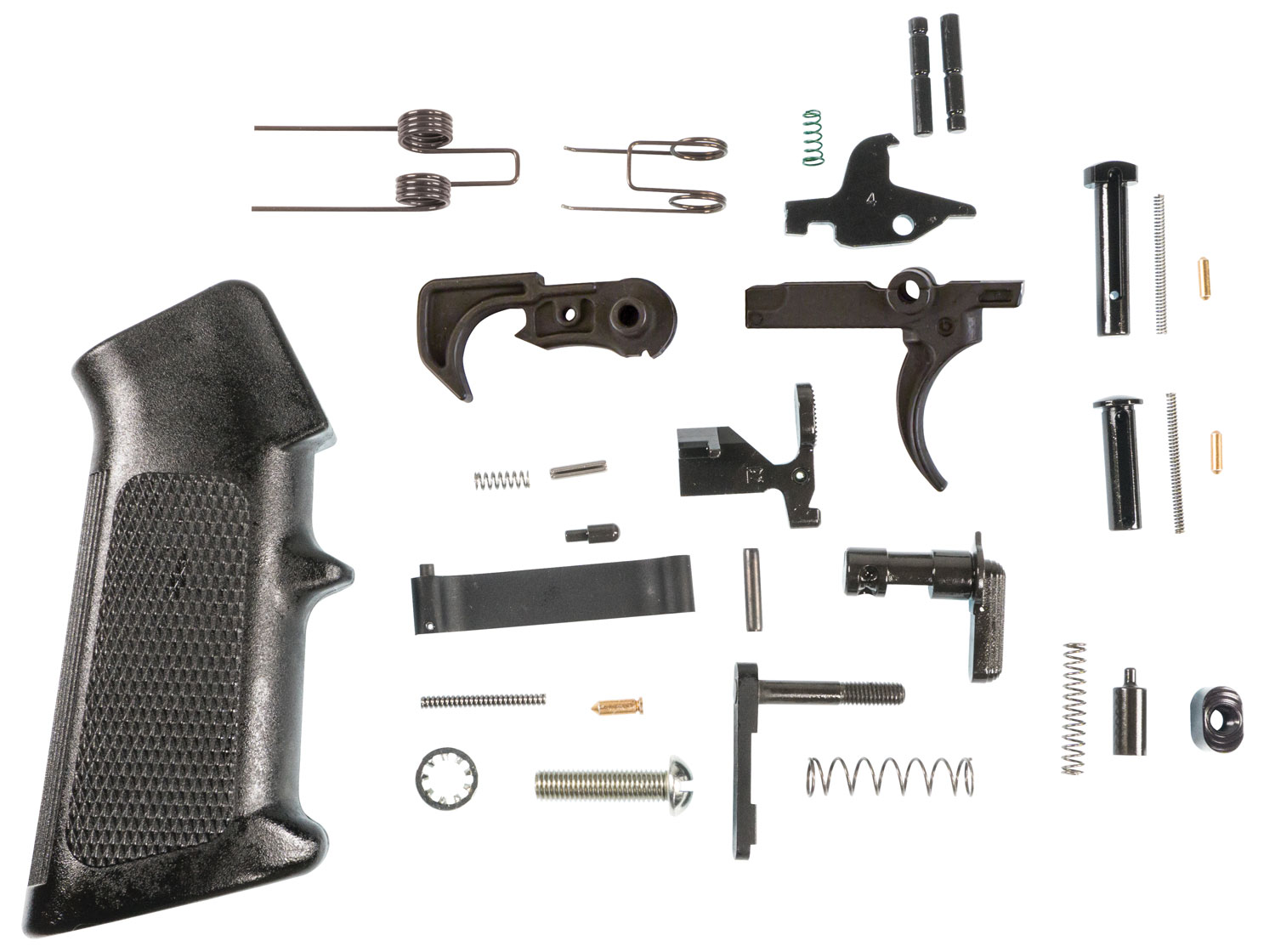 M&P 110114 AR15 COMPLETE LOWER PARTS KIT