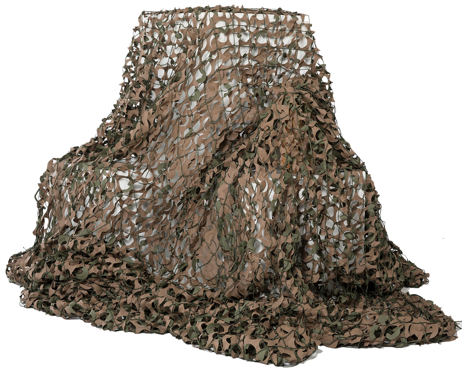 Camo Unlimited MS01B CamoSystems Camouflage Netting Wood