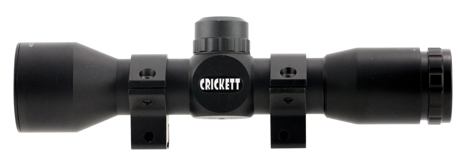 CRICKETT KSA054  SCOPE 4X32        BLK